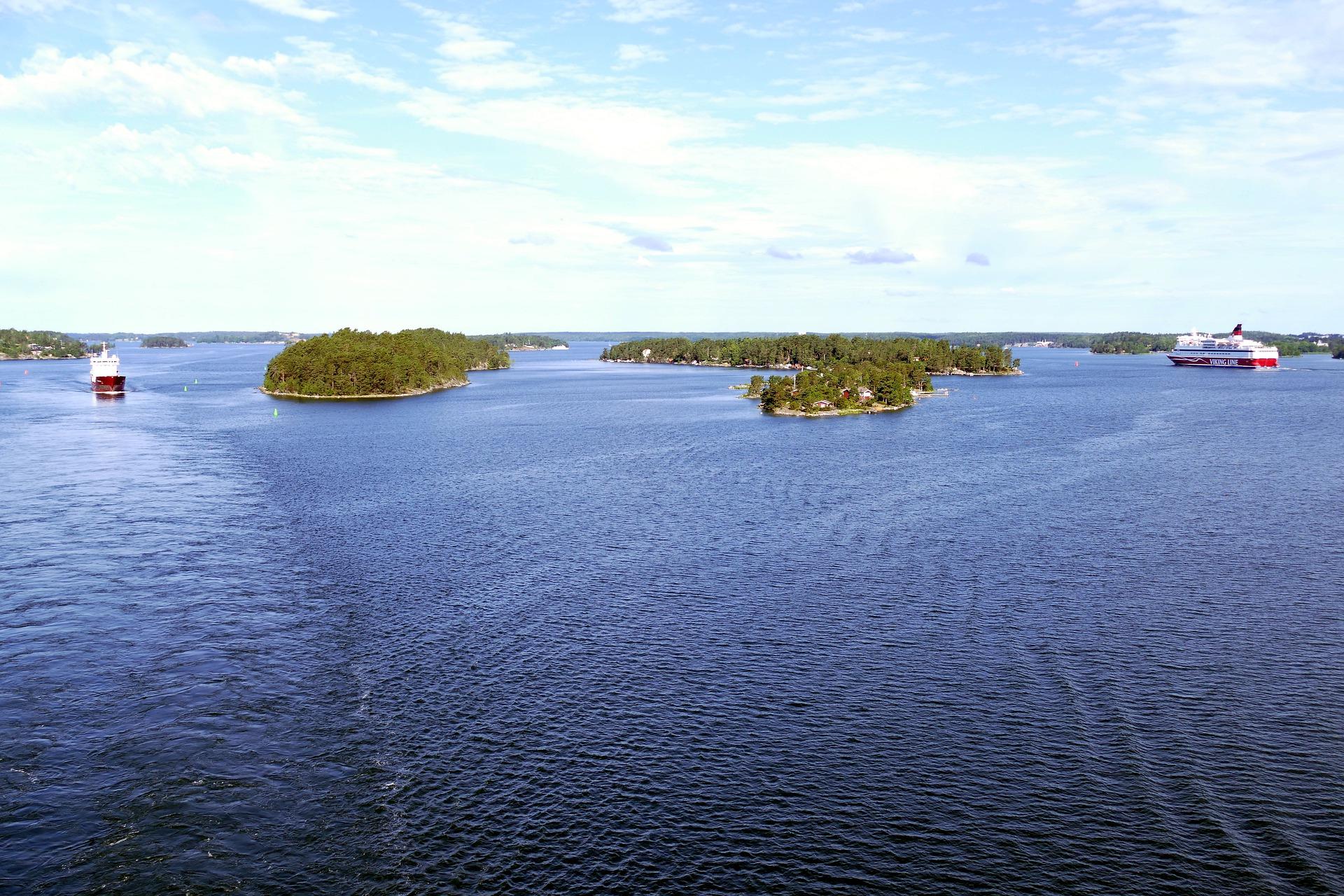 Archipelag wysp w Szwecji. Fot. falco/Pixabay
